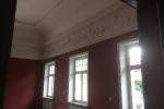 Museumsraum der Villa in fertigem Zustand